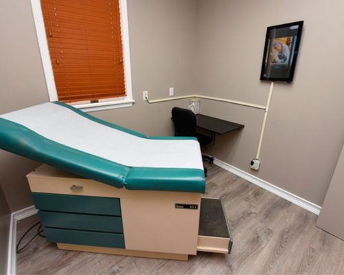 Brentwood Medical Center - Exam room