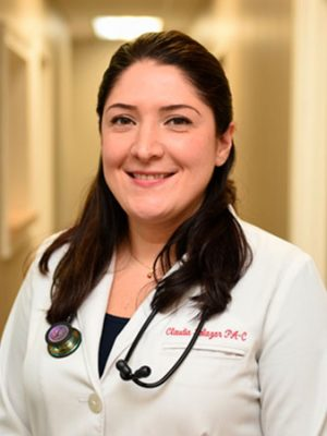 Claudia Salazar - Physician Assistant
